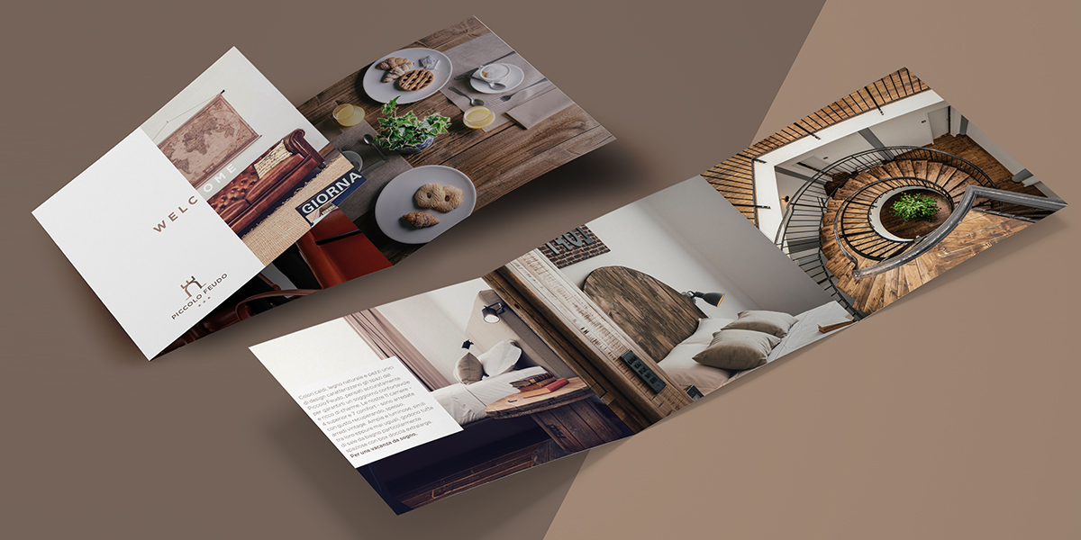 Piccolo Feudo welcome brochure