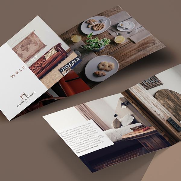 Hotel Piccolo Feudo Sanluri brochure