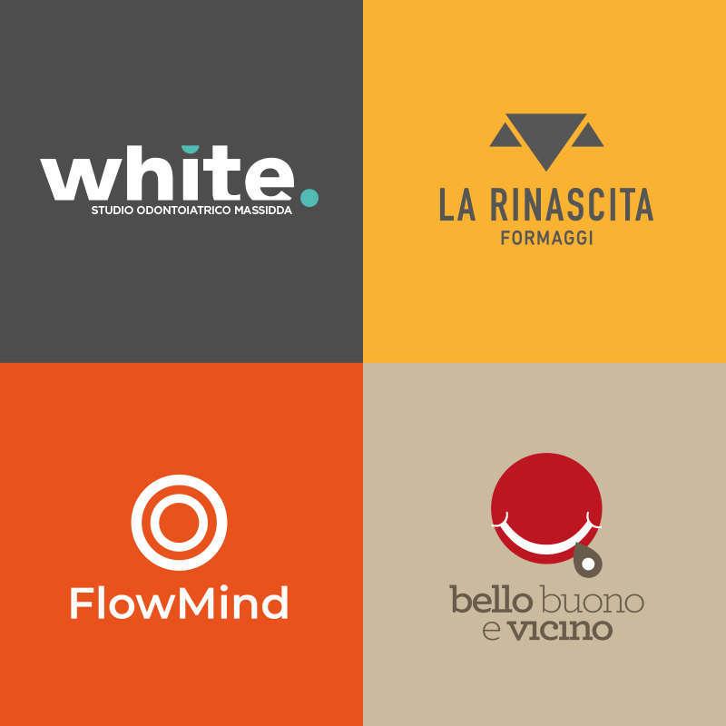 White Studio odontoiatrico Massidda,La Rinascita formaggi, FlowMind, Bello Buono e Vicino